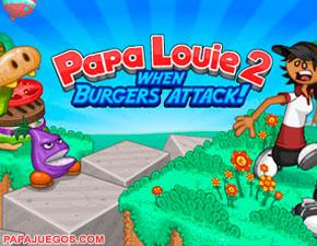Juegos De Cocina Papa Louie Donas Helados Perros Calientes Y