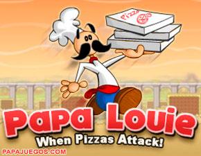 Juegos De Cocina Papa Louie Donas Helados Perros Calientes Y Panecillos En Un Café Papa Louie